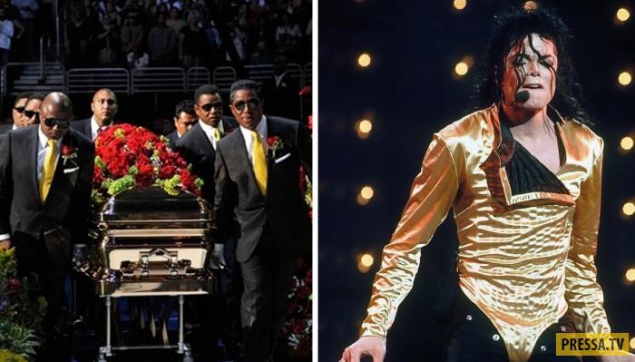 Легендарные знаменитости, в смерть которых не верят поклонники (10 фото)