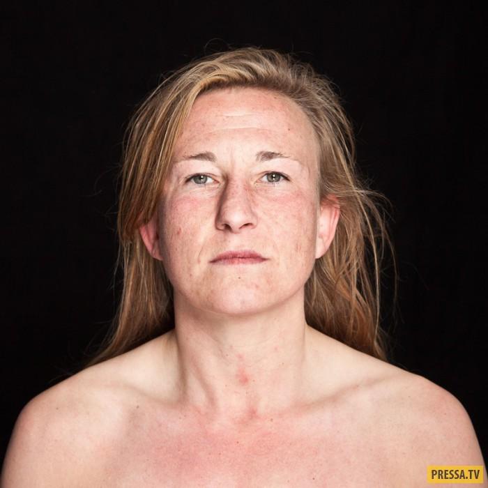 Девушки в мужском виде спорта (21 фото)
