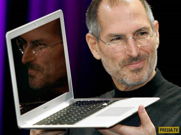 """""""Отцу цифровой революции"""" -  Стиву Джобсу сегодня исполнилось бы 62 года (12 фото)"""