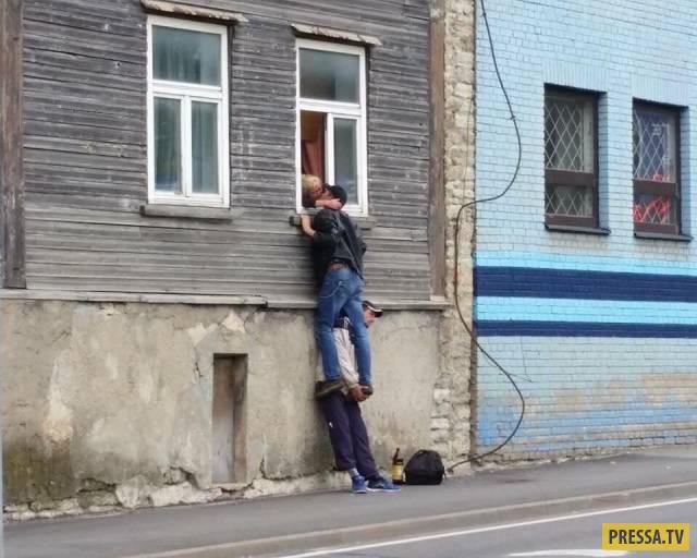 Прикольные фотографии с родных просторов (40 фото)