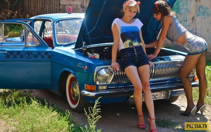 Онлайн фото пикап по русски