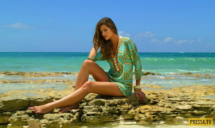 Один из красивейших ангелов Victoria's Secret - бразильянка  Ана Беатрис Баррос (19 фото)
