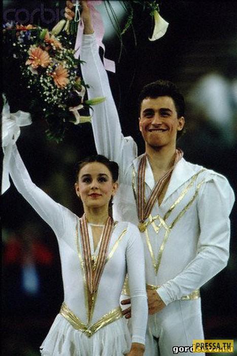 Скоротечное счастье Сергея Гринькова и Екатерины Гордеевой (8 фото)