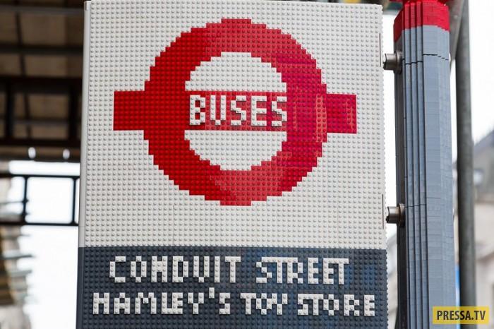 Самые креативные автобусные остановки (19 фото)