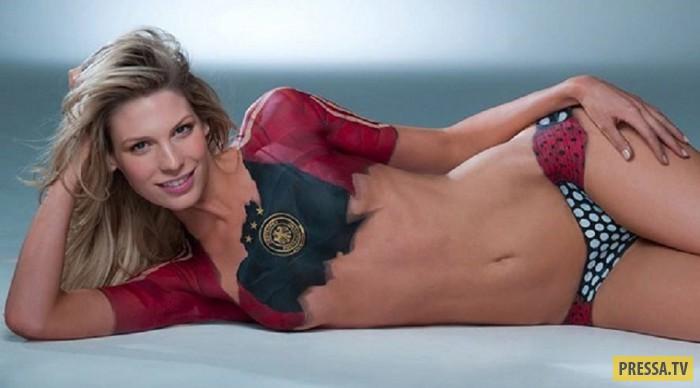 Самые красивые любимые девушки известных футболистов (11 фото)