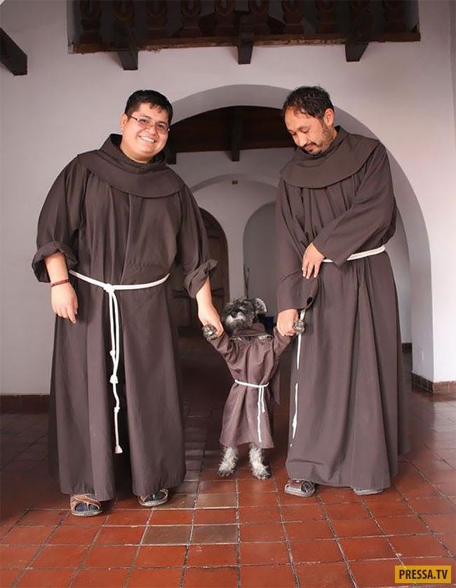 Монах эротическая