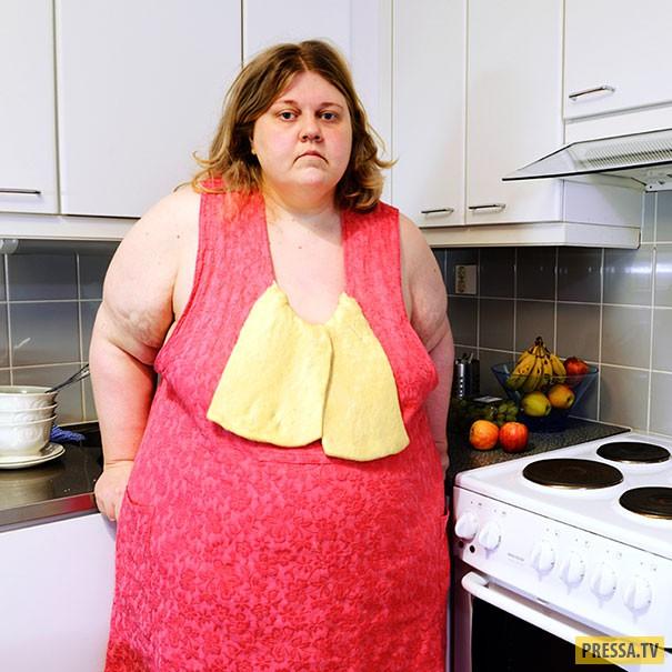 фото толстые домохозяйки-ии1