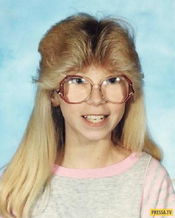 для детей прически 80-х фото