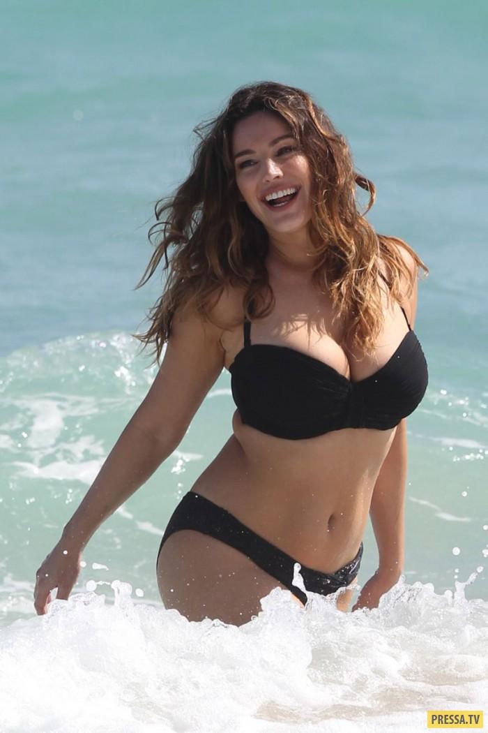 Учёные нашли  женщину с самым совершенным телом в мире (21 фото+1 видео)