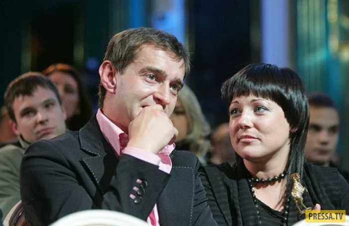 Две любви Константина Хабенского (13 фото)