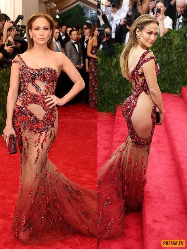 Самые известные платья
