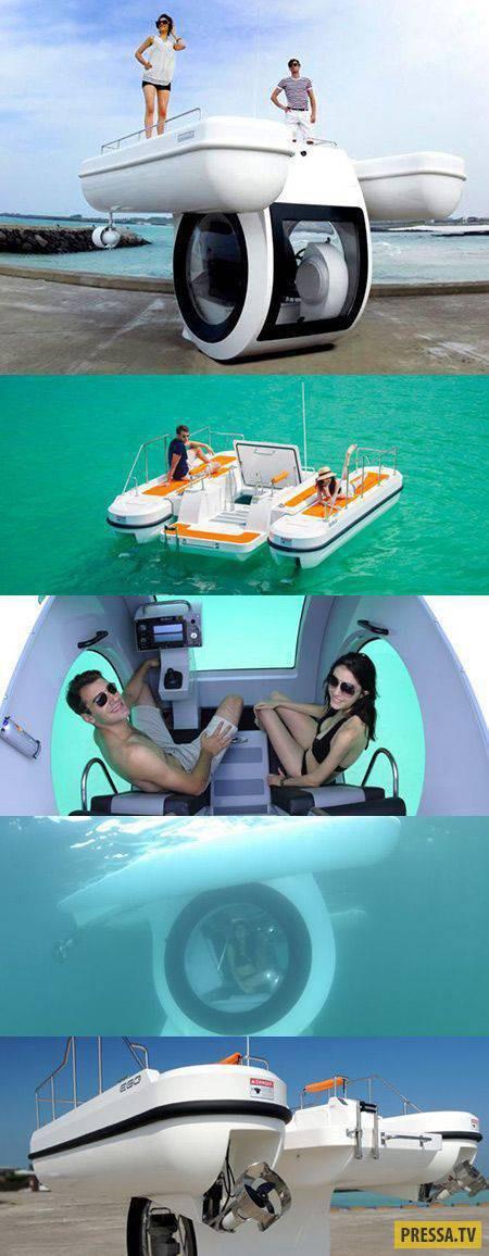 выпуск на воде лодок