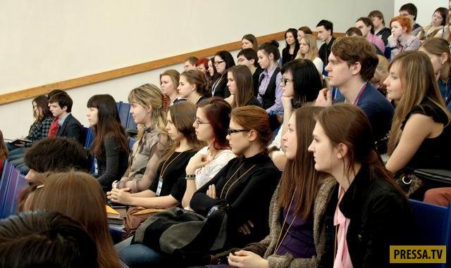 Фото курских студентов