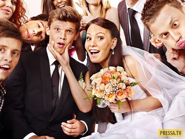 Не может быть! или Как я однажды на свадьбе погуляла
