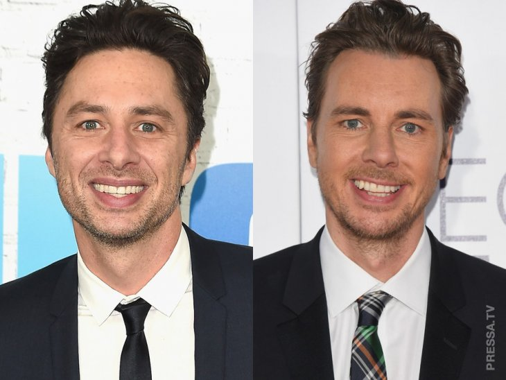 Голливудские знаменитости, которые сильно похожи друг на друга