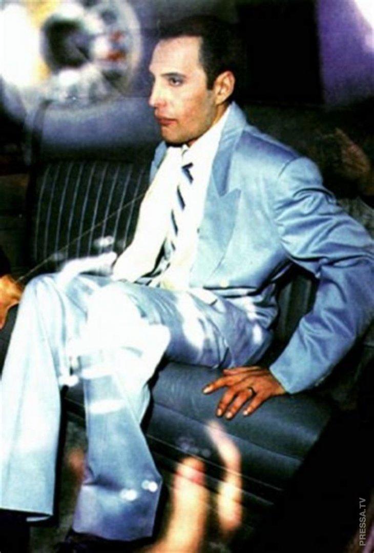 Уникальные фотографии последнего публичного выступления  Фредди Меркьюри