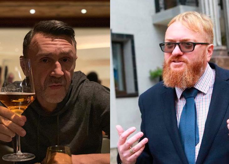 Шнуров в стихах ответил на критику депутата Милонова