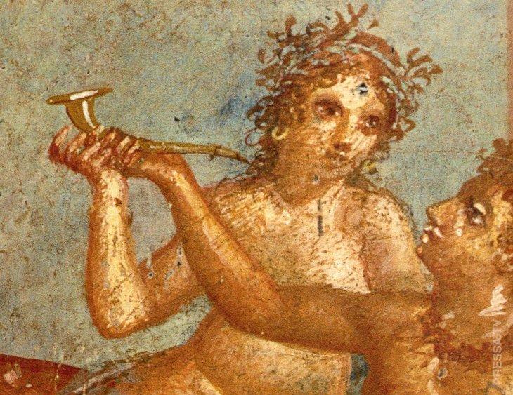 Древние граффити раскрывают жизнь внутри римских борделей