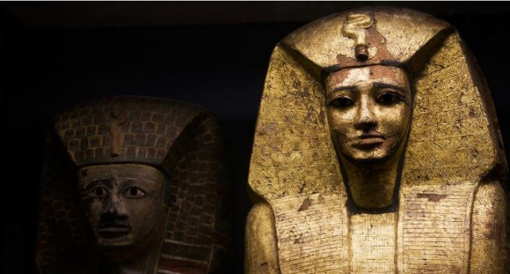 Неспамеду - личный окулист фараона