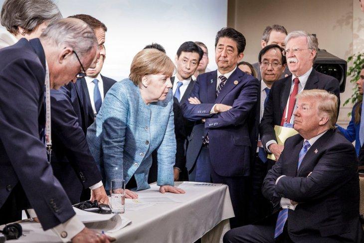 Рост лидеров государств