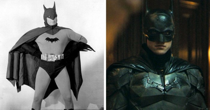 Как изменились образы супергероев и суперзлодеев из комиксов в первых и последних экранизациях