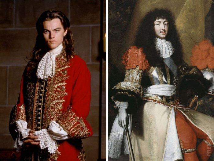 Исторические персонажи в кино и в реальности