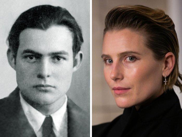 Внуки известных людей 20 века