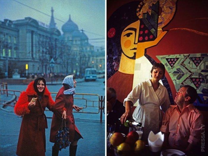 Одесса 1982 года в объективе Йена Берри