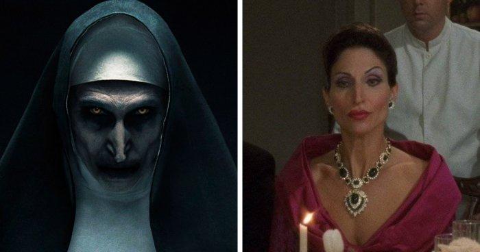 Актеры после фильмов ужасов, исполняют роли обычных людей