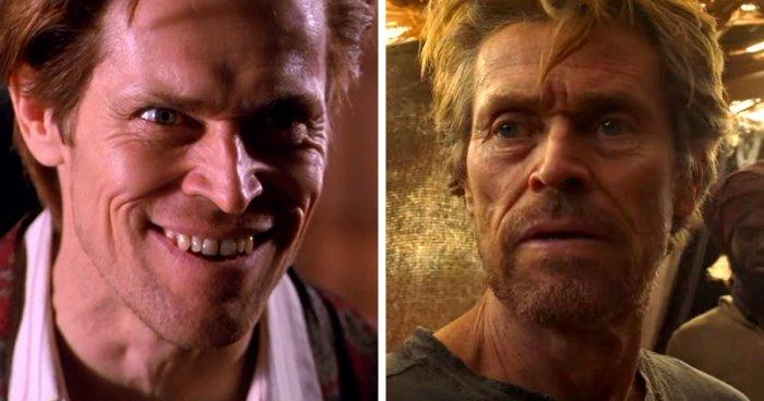 Как изменились кинозлодеи: сравнительные фотографии тогда и сейчас