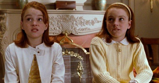 Фильмы, в которых актеры сыграли себя и своих близнецов