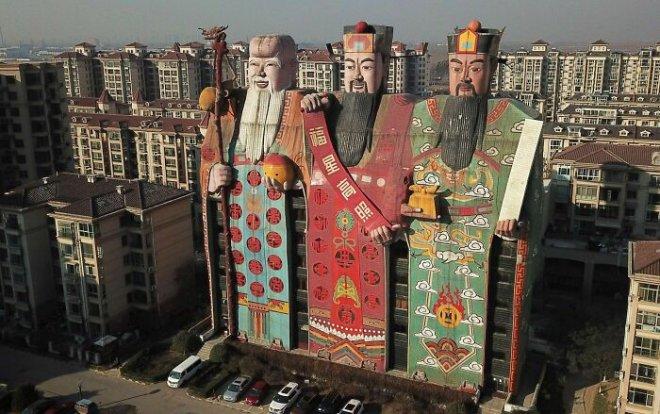Здания с крутым дизайном, неудобные в эксплуатации