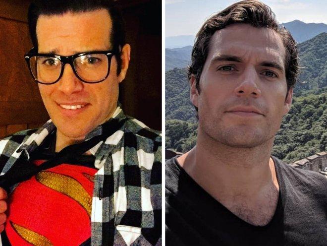 Двойники, которые очень похожи на знаменитостей