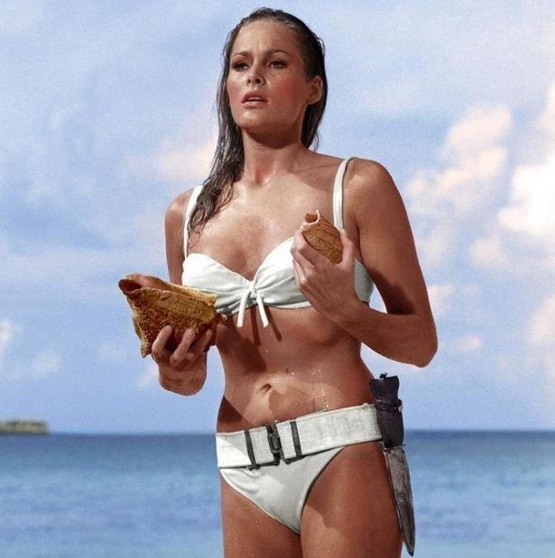 Самые известные девушки Джеймса Бонда: где они сейчас