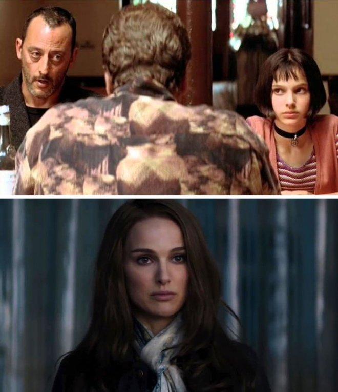 Фильмы и сериалы, в которых известные актеры снимались в детстве