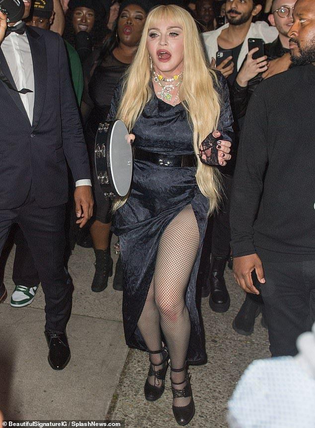 Мадонна выглядит совсем не так, как на фотографиях в Инстаграме