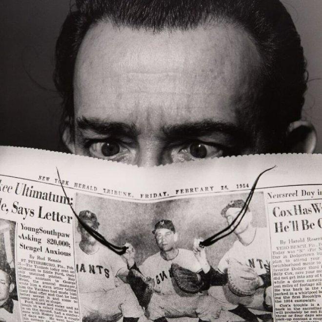 Самые известные портреты знаменитостей прошлого века фотографа Филиппа Халсмана