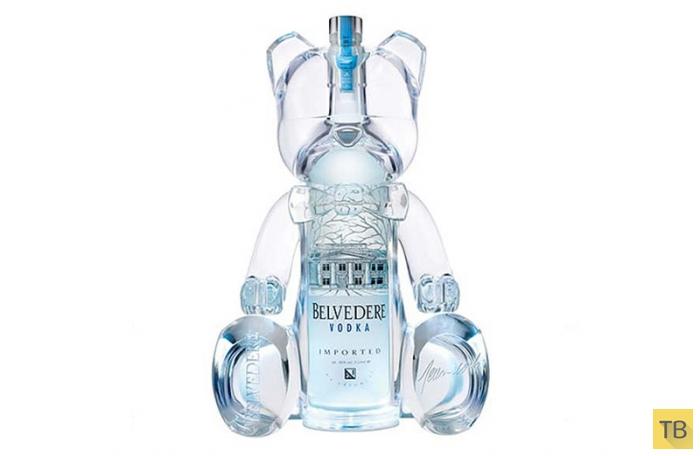Топ 10: Самые дорогие бутылки водки в мире (10 фото)