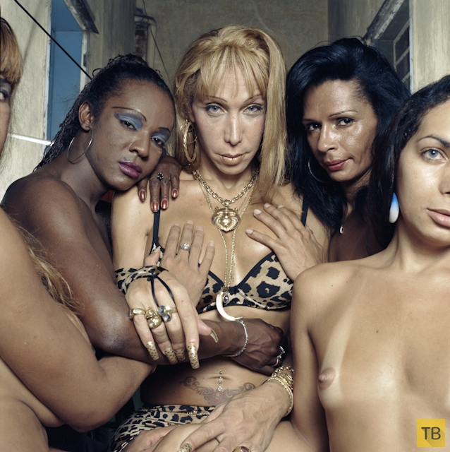 Бразилия лучшие трансексуалы