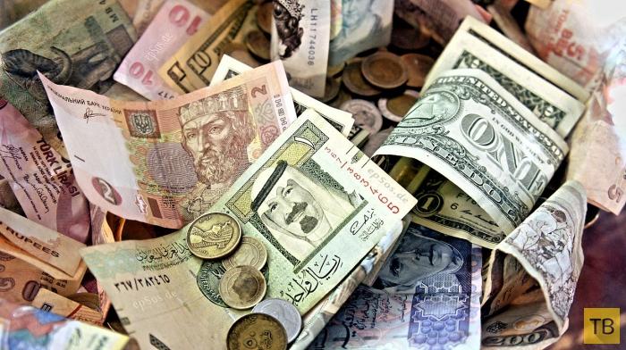 Интересные факты о денежных купюрах