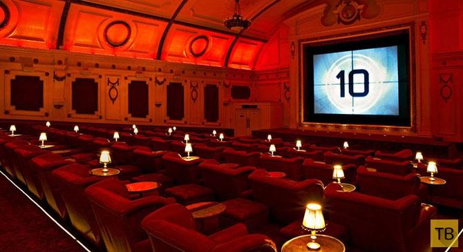 Топ 15: Самые красивые и необычные кинотеатры в мире (21 фото)