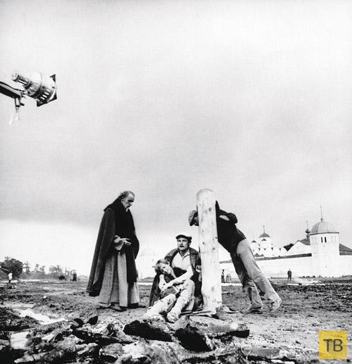 Любопытные истории о съемках известных советских фильмов (6 фото)