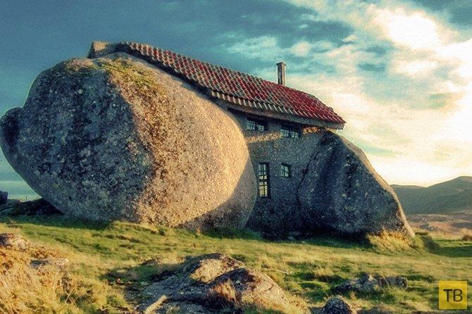 Топ 10: Самые невероятные дома (10 фото)