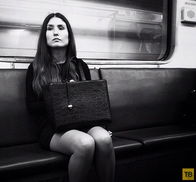 Фильмы красивое фото девушек в метро