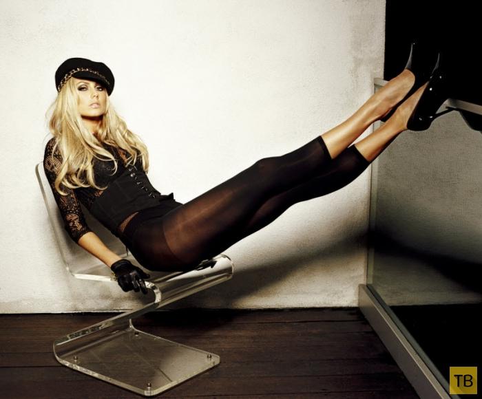 Ноги на миллион: топ-10 самых красивых ног украинских