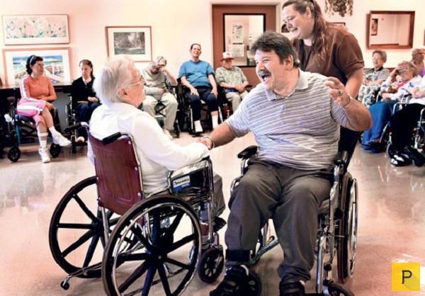 Нужно дом престарелых краснодар сиделка по уходу за лежачими больными
