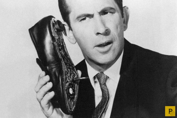 Существующие аналоги шпионских устройств Джеймса Бонда (13 фото)
