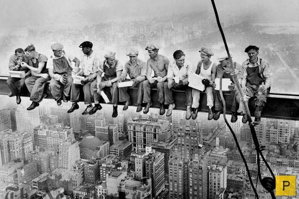 Топ 10: Самые опасные профессии в мире (11 фото)
