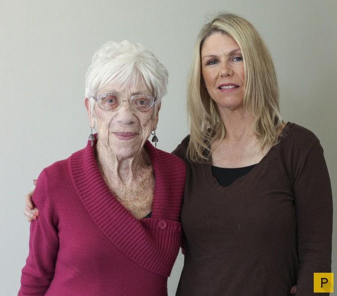 лесбиянки всех возрастов большими