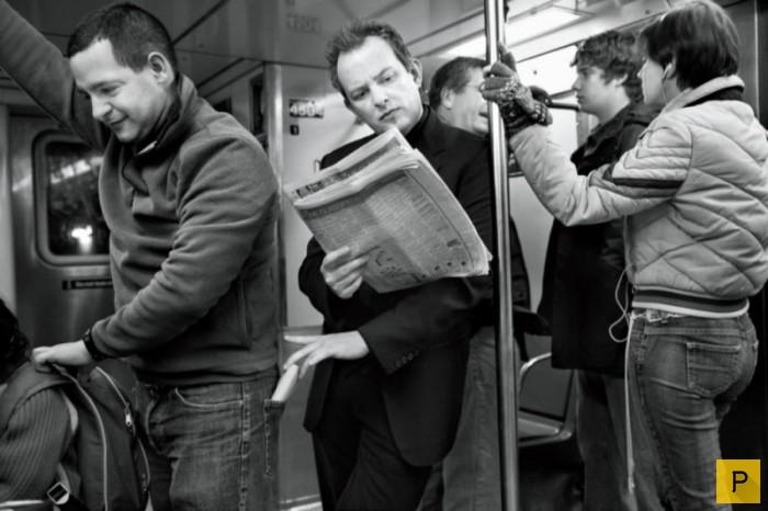 Как не стать жертвой воров-карманников (4 фото)